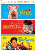 Babe/The Borrowers/Matilda [Region 2]