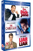Fun With Dick and Jane/Liar Liar/The Cable Guy [Region 2]