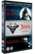 Wolfman/Mary Shelley's Frankenstein/Bram Stoker's Dracula [Region 2]