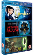 Coraline/Monster House/9 [Region 2]