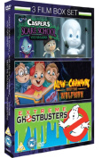 Casper's Scare School/Alvin and the Chipmunks Meet the ... [Region 2]
