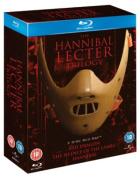 The Hannibal Lecter Trilogy [Region B] [Blu-ray]