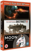 Knowing/District 9/Moon [Region 2]