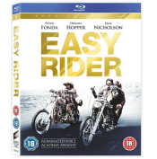 Easy Rider [Region B] [Blu-ray]