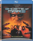 Ghosts of Mars [Region 2] [Blu-ray]