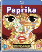 Paprika [Region 2] [Blu-ray]