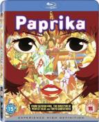 Paprika [Regions 1,2,3] [Blu-ray]