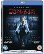 Damages: Season 1 [Region 2] [Blu-ray]