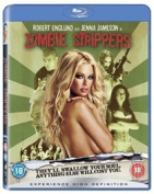 Zombie Strippers [Region 2] [Blu-ray]