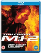 Mission Impossible 2 [Region 2] [Blu-ray]