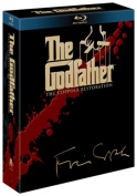 The Godfather Trilogy [Region B] [Blu-ray]