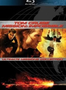 Mission Impossible Trilogy [Region 2] [Blu-ray]