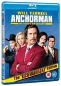 Anchorman - The Legend of Ron Burgundy [Region 2] [Blu-ray]