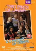 Two Pints of Lager and a Packet of Crisps [Region 2]