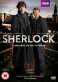 Sherlock: Complete Series One [Region 2]