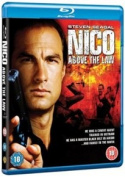 Nico - Above the Law [Region B] [Blu-ray]