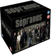 Sopranos: Series 1-6 [Region 2]