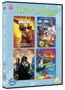 Kangaroo Jack/Thief Lord/Space Jam/Osmosis Jones [Region 2]