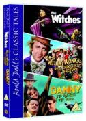 Roald Dahl's Classic Tales [Region 2]