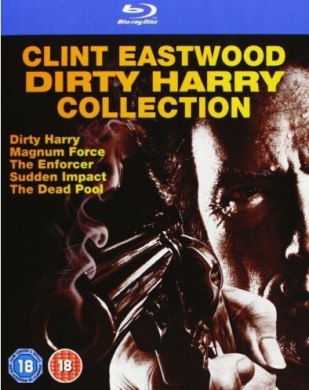 Clint Eastwood Dirty Harry Collection