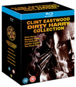 Clint Eastwood Dirty Harry Collection [Regions 1,2,3,4] [Blu-ray]