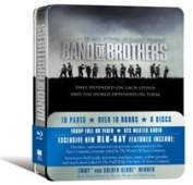 Band of Brothers [Region 2] [Blu-ray]