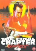 Bloodsport 4 - The Final Chapter [Region 2]