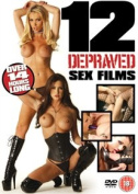 12 Depraved Sex Films [Region 2]