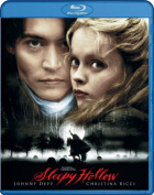 Sleepy Hollow [Region B] [Blu-ray]