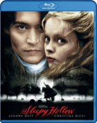 Sleepy Hollow [Region 2] [Blu-ray]