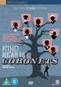 Kind Hearts and Coronets [Region 2]
