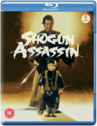Shogun Assassin: Uncut Edition [Region B] [Blu-ray]