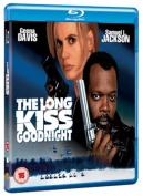 The Long Kiss Goodnight [Region B] [Blu-ray]