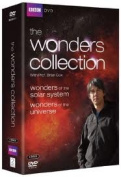 Wonders Collection With Prof. Brian Cox [Region 2]