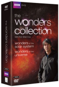 The Wonders Collection With Prof. Brian Cox [Region 2]