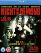 Night of the Demons [Region 2] [Blu-ray]