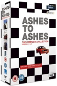 Ashes to Ashes: Series 1-3 [Region 2]