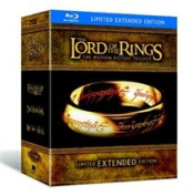 Lord of the Rings Trilogy [Region 2] [Blu-ray]