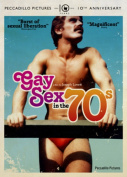 Gay Sex in the 70s [Region 2]