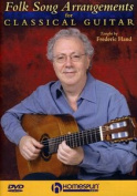 Folk Song Arrangements for Classical Guitar [Region 2]
