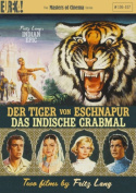 Tiger of Bengal/The Tomb of Love [Region 2]