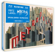 Metropolis [Region B] [Blu-ray]
