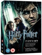 Harry Potter 1-7A [Region 2]