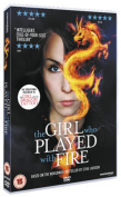 Girl Who Played With Fire [Region 2]