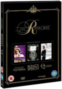 King's Speech/The Queen/The Young Victoria [Region 2]