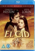 El Cid [Region 2] [Blu-ray]