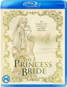 Princess Bride [Region 2] [Blu-ray]