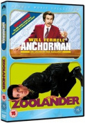 Anchorman - The Legend of Ron Burgundy/Zoolander [Region 2]