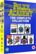 Police Academy 1-7 [Region 2]