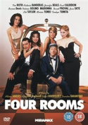 Four Rooms [Region 2]